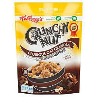 Crunchy Nut Kellogg's Cracking Hazelnuts&Chocolate