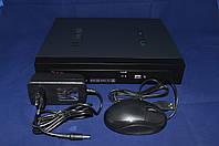 NVR видеорегистратор ZetPro 4-х канальный ZTP-N6100-4EL