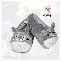 Тапочки игрушки плюшевые Кот Тоторо