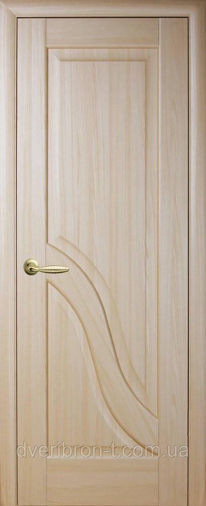 Двери Новый Стиль Амата глухое ясень, коллекция Маэстра Р
