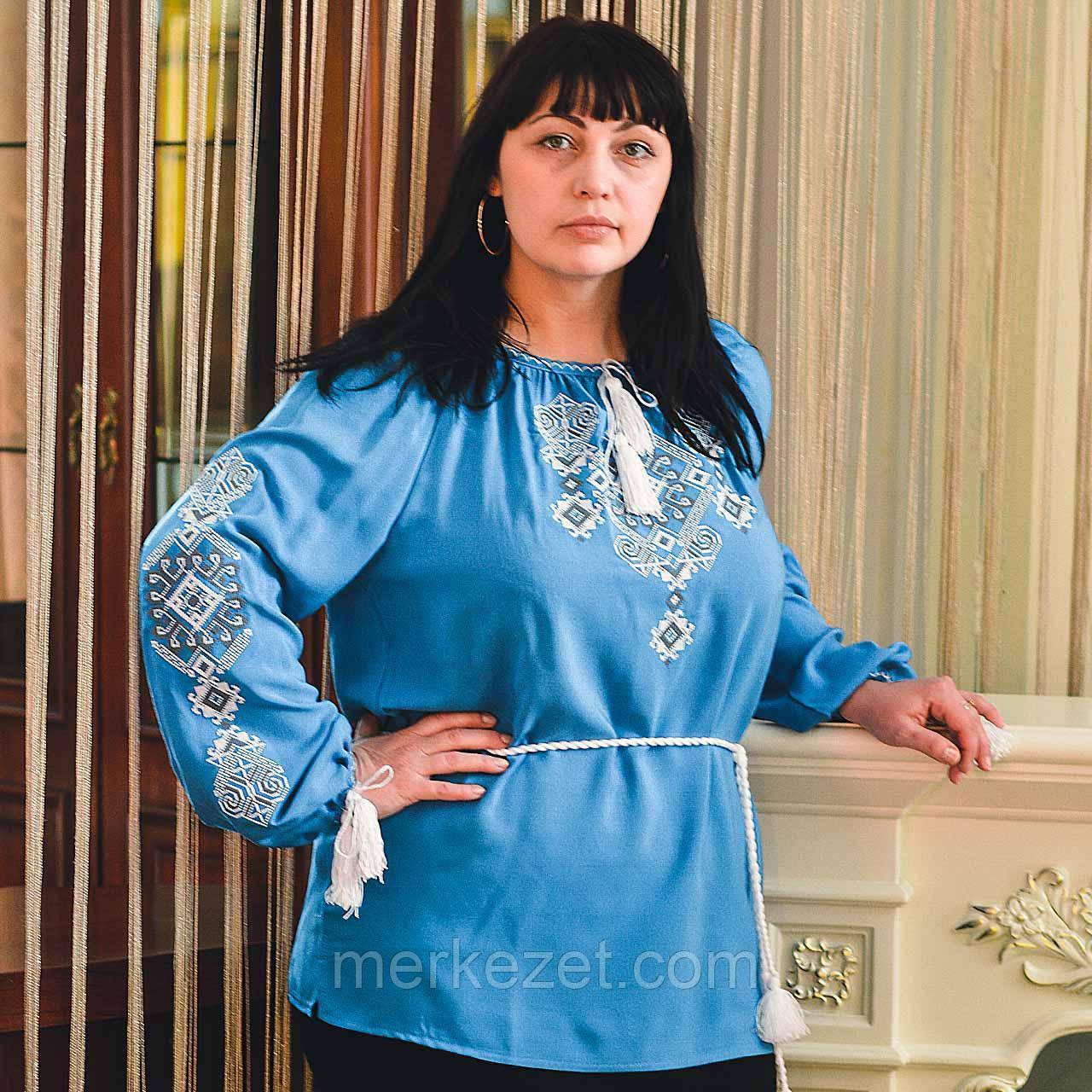 """Женские вышиванки. Вышиванка """"Вельма"""". Одежда в национальном стиле. Вышиванки"""