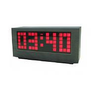 Часы электронные  2191-1 красные