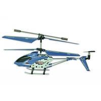 Радиоуправляемый вертолет 33008 гироскоп Blue , вертолет на пульте