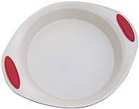 Форма для выпечки круглая с 310*255*45 мм