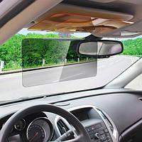 Автомобильный антибликовый и солнцезащитный козырек, фото 1