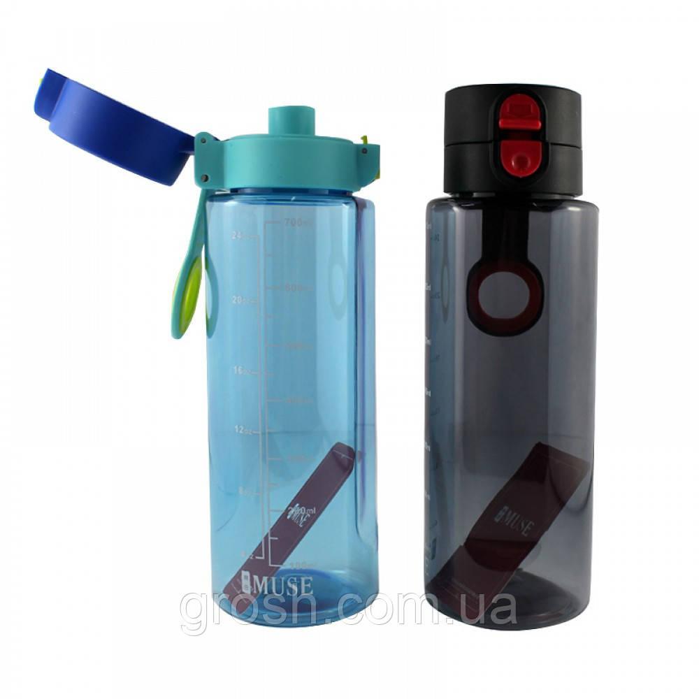 Бутылочка для воды c дозатором