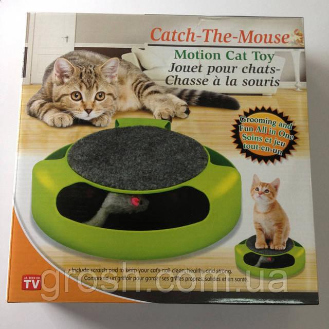 Интерактивная игрушка для кошек