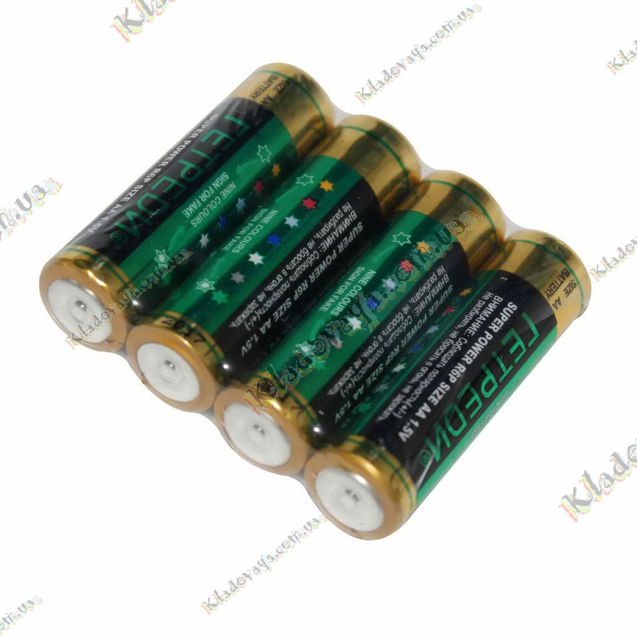 Батарейки АА Getready 40 шт, фото 1