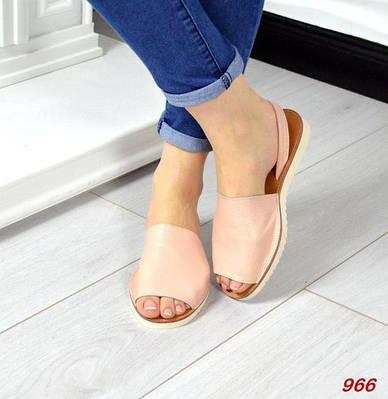Обувь женская лето