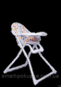 Стул для кормления Smart Bugs® - оранжевый