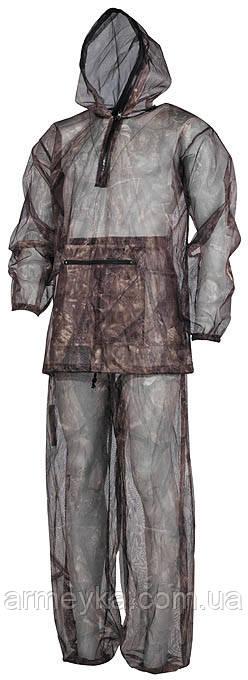 Антимоскитный костюм, камуфл. лиственница