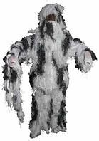 Маскировочный костюм Ghillie, зимний камуфляж
