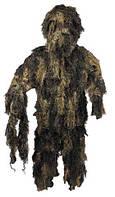 Маскировочный костюм Ghillie, лесной камуфляж