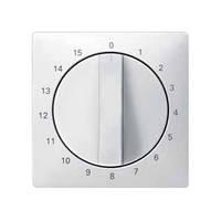 Накладка для таймера 15 минут Белый Schneider Merten SD (MTN538319), фото 1