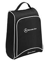 Сумка для спортивной обуви Mercedes-Benz Golf Shoe Bag Black