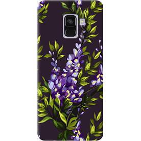 Чехол на Samsung Galaxy A8 2018 Violet
