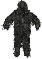 Маскировочный костюм Ghillie, ШАКАЛ