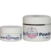 Aкрил Le Vole Acrylic Powder Clear 112гр прозрачный