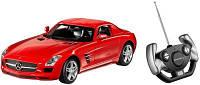 Радиоуправляемая модель Mercedes-Benz SLS AMG Coupe C197 Red, Scale 1:24