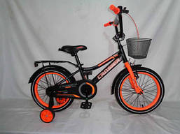 Детский двухколесный велосипед 16 дюймов ROCKY CROSSER