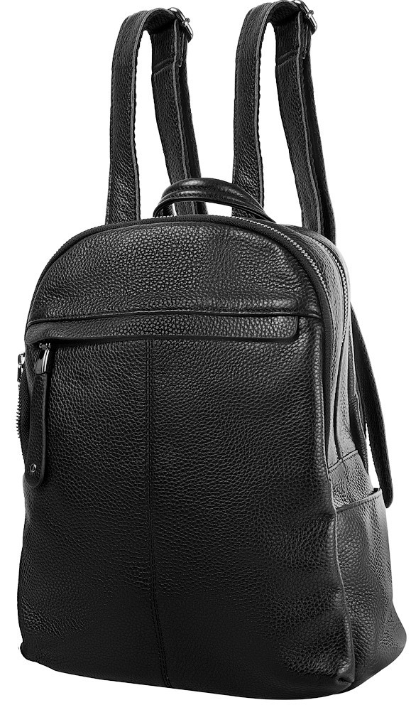 Рюкзак женский VITO TORELLI VT-15825-black, черный на 12 л