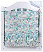 Детская постель Babyroom Comfort-08 unicorn голубой (единороги), фото 3