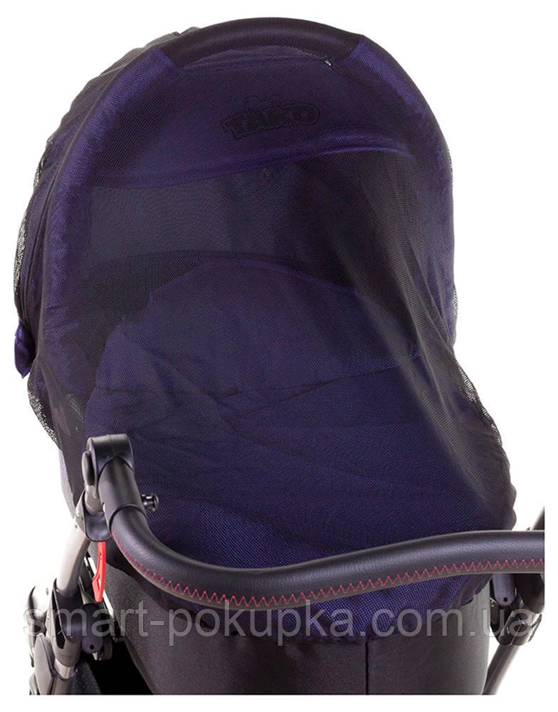 Москитная сетка для коляски Qvatro Moskquitoff03 универсальная  черная