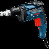 Сетевой шуруповерт Bosch GSR 6-60 TE Professional