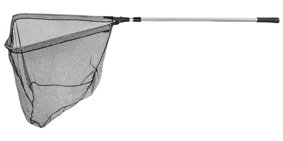 Підсаку Carp Expert Neo Giant Rubberized Landing Net 2.4 м 70x70 см, фото 2