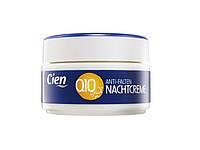 Ночной крем для лица против морщин Cien Q10 Gesichtscreme Anti-Falten Nachtcreme