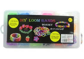 Резинки для браслетов Rainbow Loom bands аrt 1300.