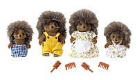 Сім´я Їжачків Сільваніан фемелі Sylvanian Families Pickleweeds Hedgehog Family