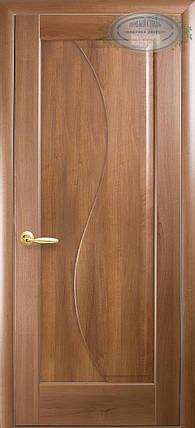 Двери Новый Стиль Эскада глухое золотая ольха, коллекция Маэстра Р, фото 2