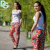 Стильные женские штаны д 6 гл $