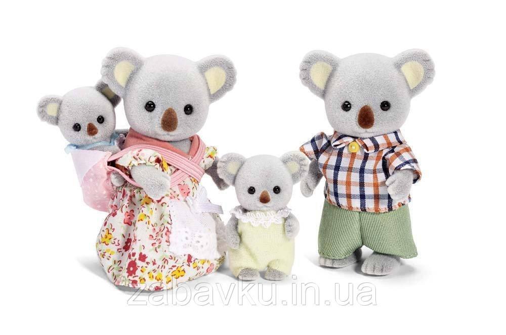 Сім´я Коал Сільваніан Фемелі Sylvanian Families Calico Critters Koala Famil