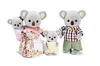 Сім´я Коал Сільваніан Фемелі Sylvanian Families Calico Critters Koala Famil, фото 1