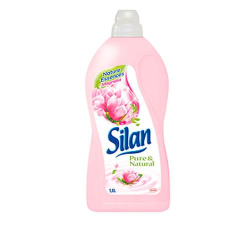 Silan Pure & Natural Magnolia ополаскиватель для белья 1,8 л