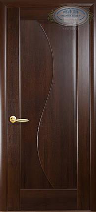 Двери Новый Стиль Эскада глухое каштан, коллекция Маэстра Р, фото 2