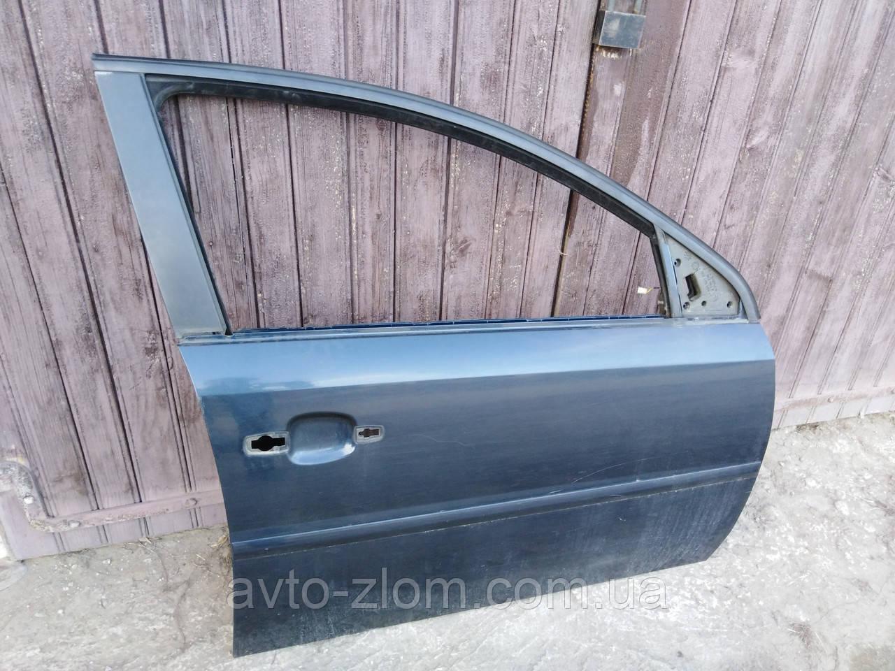 Дверь передняя правая Opel Vectra C, Опель Вектра Ц.