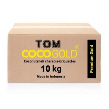 КОКОСОВЫЙ УГОЛЬ TOM COCO GOLD, 10КГ