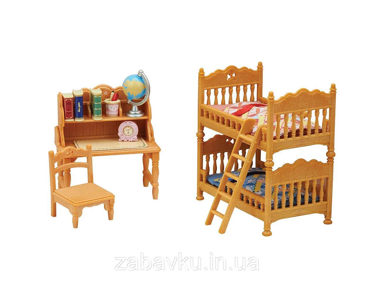 Сільваніан дитяча спальня Calico Critters Children´s Bedroom Set