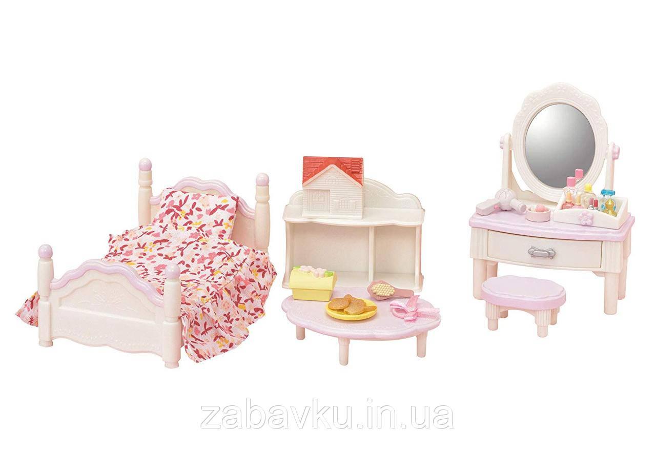 Сільваніан фемеліс спальня Calico Critters Bedroom & Vanity Set