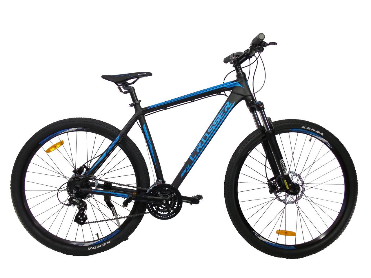 Найнер Crosser One 29'' /21 Черно-синий