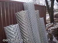 Сетка Рабица. Сетка рабица в Украине. Оцинкованная рабица Яч. 35*35мм высота 0.70м