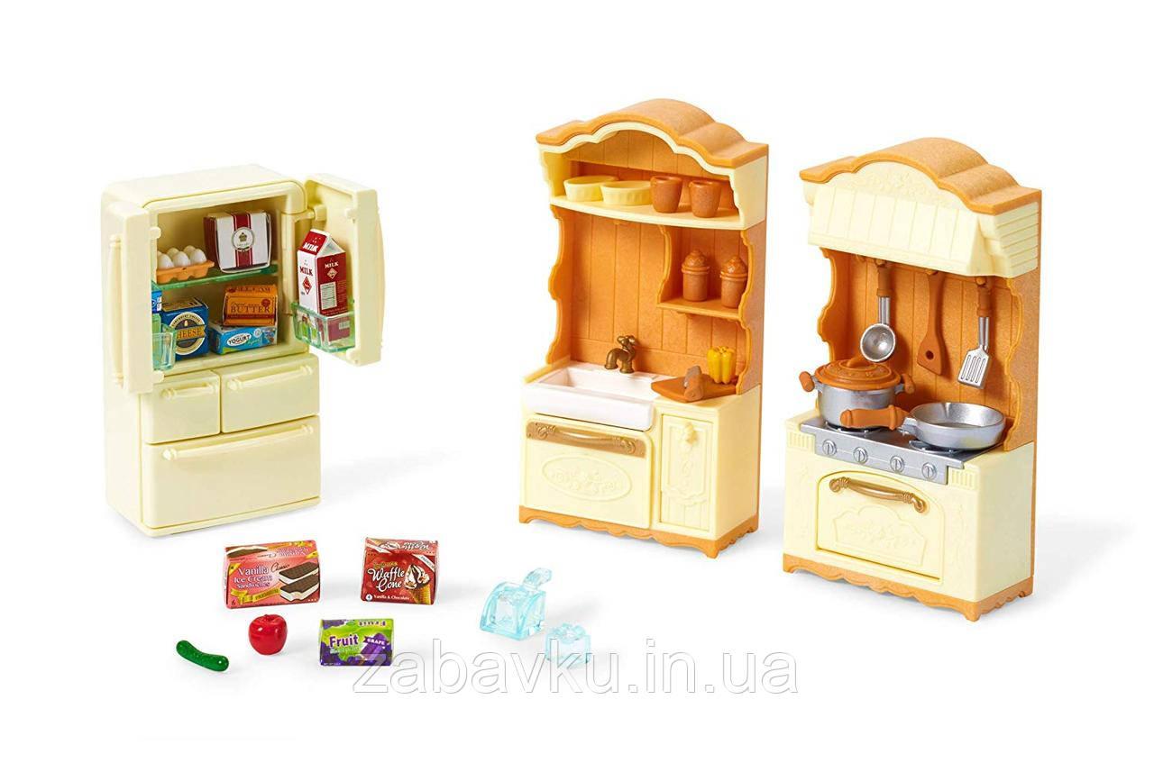 Набір кухня сільваніан фемелі Calico Critters Kitchen Play Set