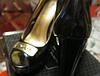 Туфли ЮДАШКИН черные 37.5р удобные шик!, фото 5