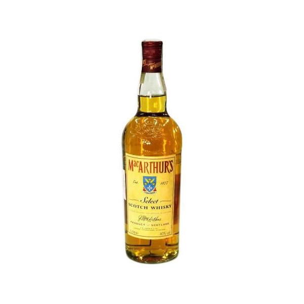 Шотландский виски МакАртур 1л MacArthur's