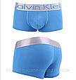 Трусы боксеры Calvin Klein Steel хлопок cotton мужские нижнее мужское белье, фото 6