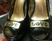 Туфли от Валентина Юдашкина черные лаковые 38р удобная модель, фото 1