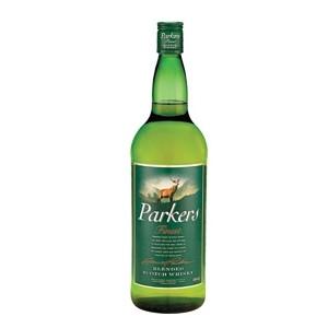 Шотландский виски Паркерс 1л Parker's 1l